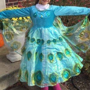 Other - Halloween Costume - Peacock Princess